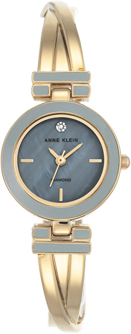 Anne Klein Diamond AK N2622GYGB