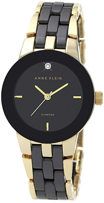 Anne Klein Diamond AK N3158BKGB