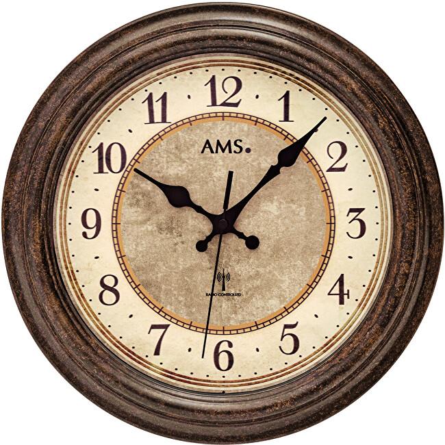 AMS Design Nástěnné hodiny 5544