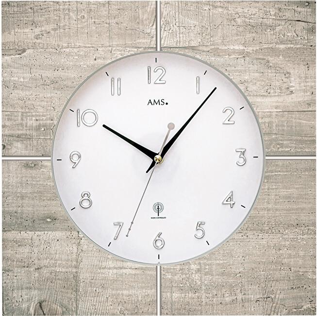 AMS Design Nástěnné hodiny 5547