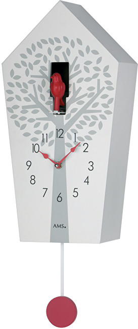 AMS Design Nástěnné kukačky 7286