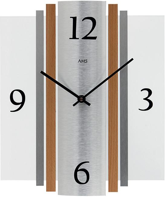 AMS Design Nástěnné hodiny 9390
