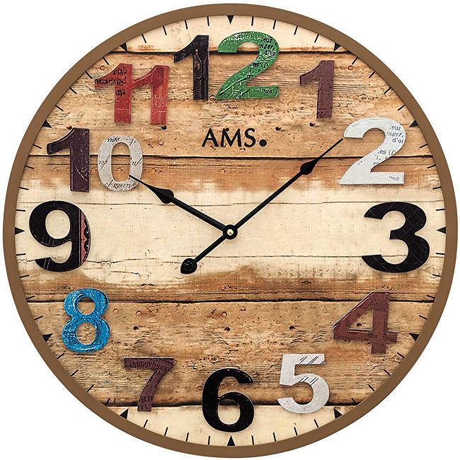 AMS Design Nástěnné hodiny 9539