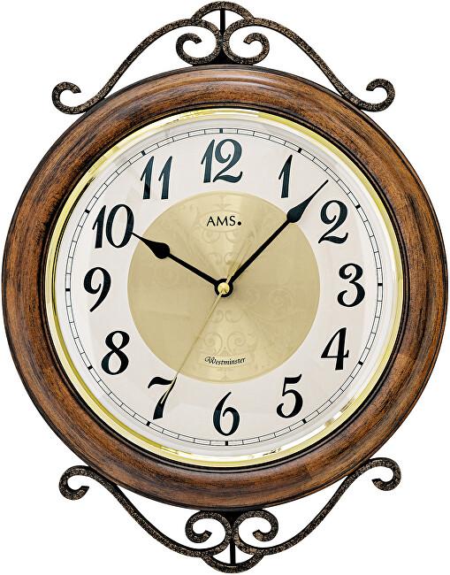 AMS Design Nástěnné hodiny 9565