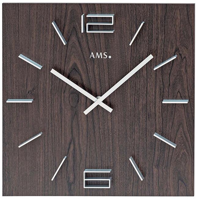 AMS Design Nástěnné hodiny 9593