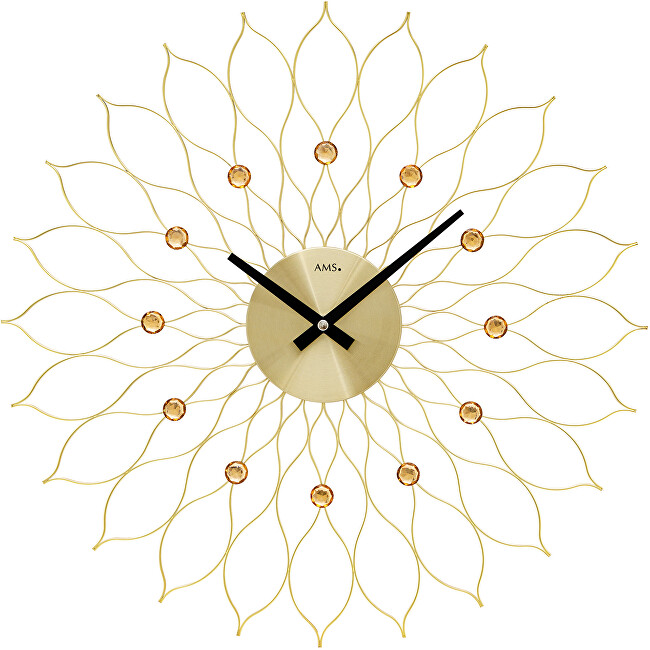 AMS Design Nástěnné hodiny 9609
