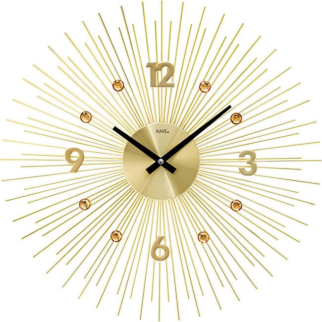 AMS Design Nástěnné hodiny 9611