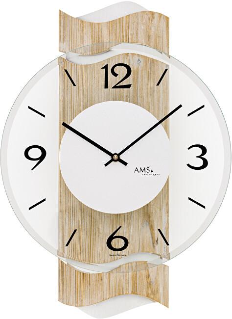 AMS Design Nástěnné hodiny 9621