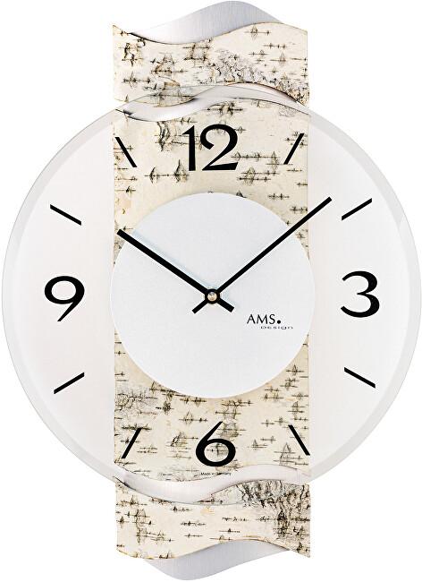 AMS Design Nástěnné hodiny 9624