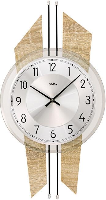 AMS Design Nástěnné hodiny 9625