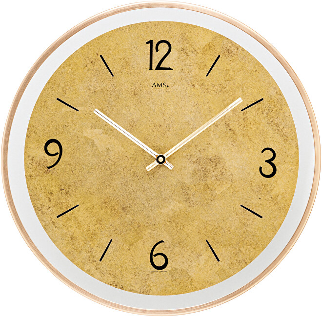 AMS Design Nástěnné hodiny 9627