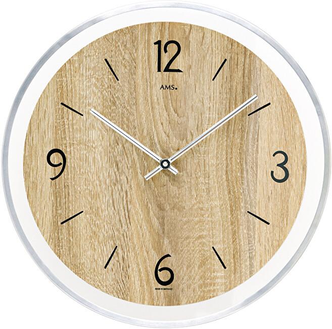 AMS Design Nástěnné hodiny 9628