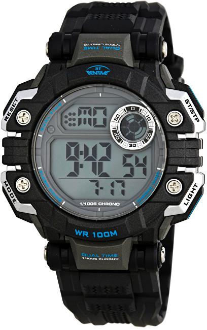 Bentime Pánské digitální hodinky 005-YP16700-03