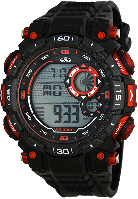 Bentime Pánské digitální hodinky 005-YP16705-01