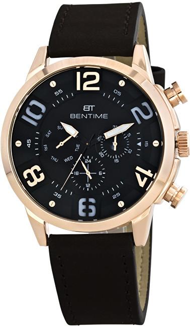 Bentime Pánské analogové hodinky 006-9MA-PT12004A