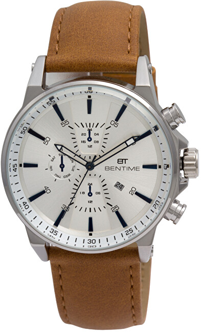 Bentime Pánské analogové hodinky 008-9MA-11601A