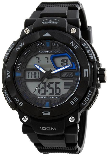 Bentime Pánské digitální hodinky 008-YP13611-02