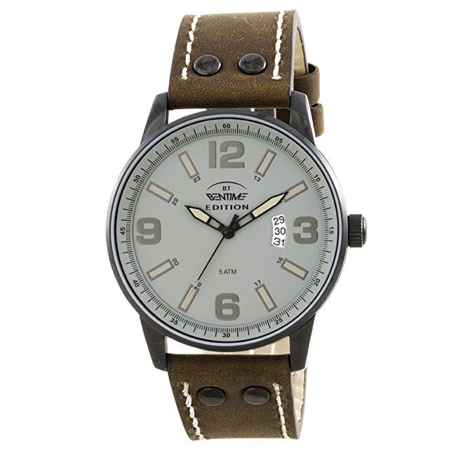 Bentime Pánské analogové hodinky E3541-CR2-2