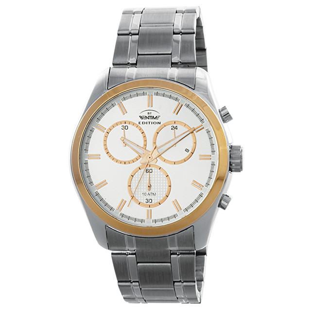 Bentime Pánské analogové hodinky E3642-CR1-1