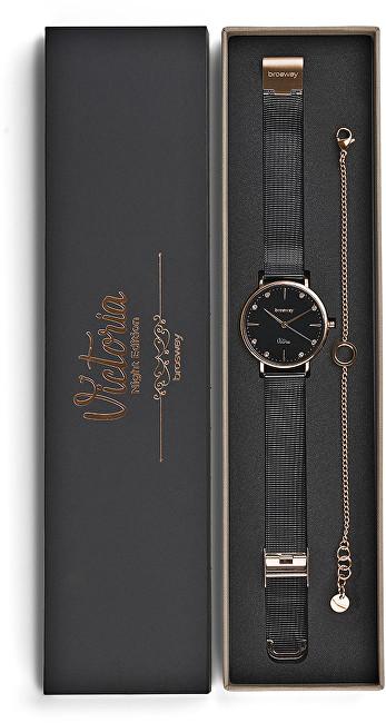97671d852a Brosway Victoria WVI16K - Dárkový set - hodinky