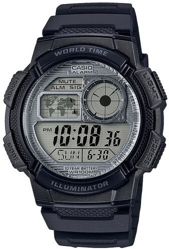 Casio Digital AE-1000W-7AVEF (415)