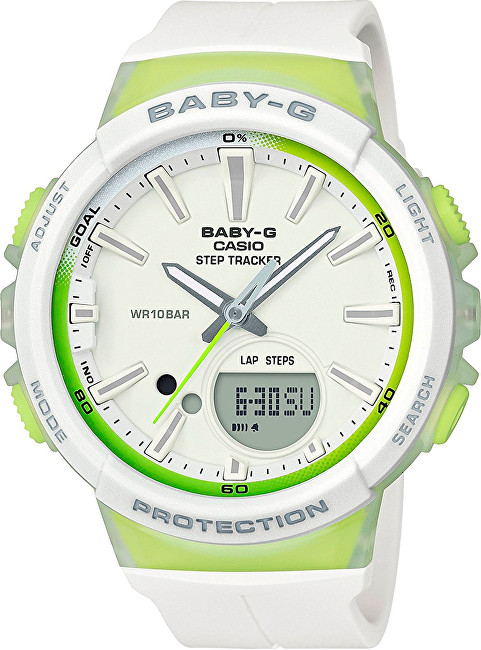 Casio BABY-G Step tracker BGS 100-7A2