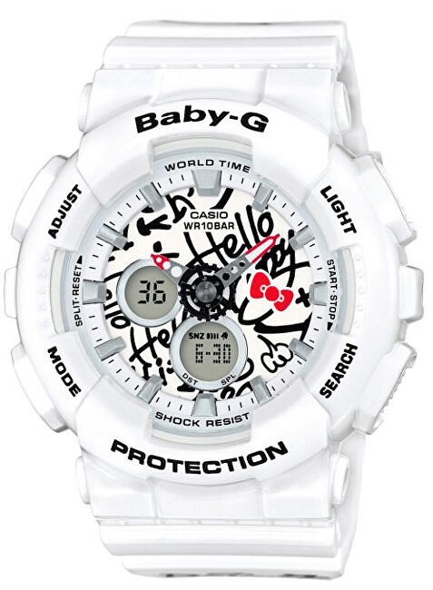 Casio BABY-G Hello Kitty BA 120KT-7A