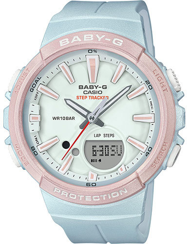 Casio BABY-G Step Tracker BGS 100SC-2A