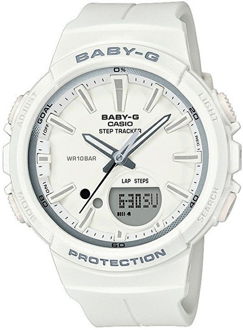 Casio BABY-G Step Tracker BGS-100SC-7A