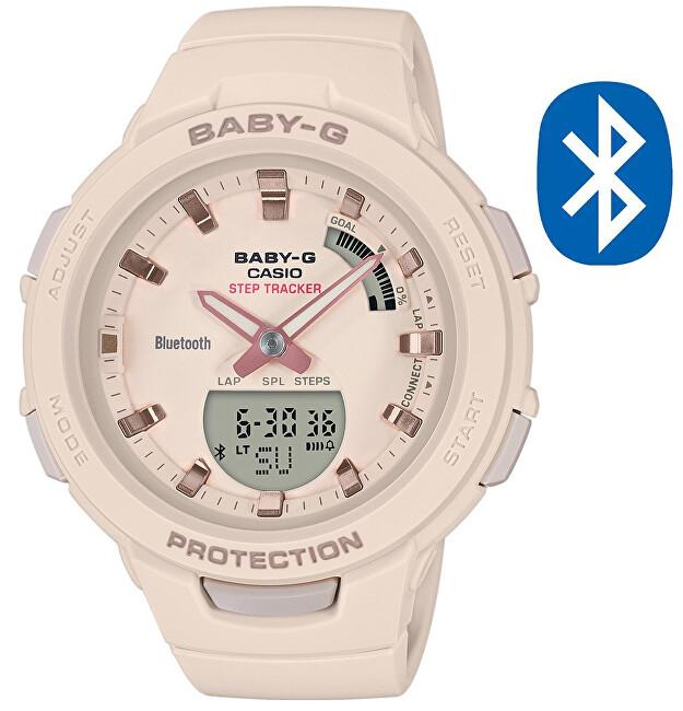Casio BABY-G Step Tracker Bluetooth BSA B100-4A1 (620)