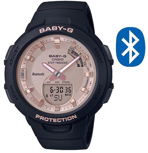 Casio BABY-G Step Tracker Bluetooth BSA-B100MF-1AER (620)