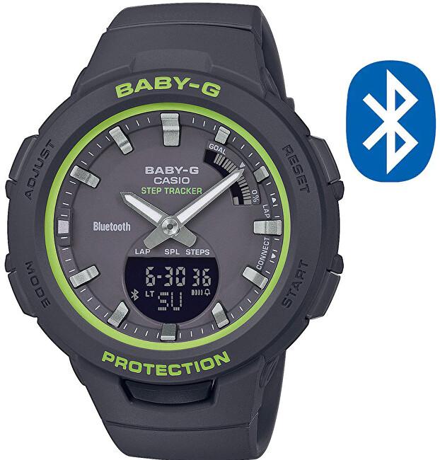 Casio BABY-G Step Tracker Bluetooth BSA-B100SC-1AER (620)