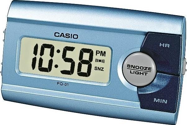 Casio Budík PQ 31-2