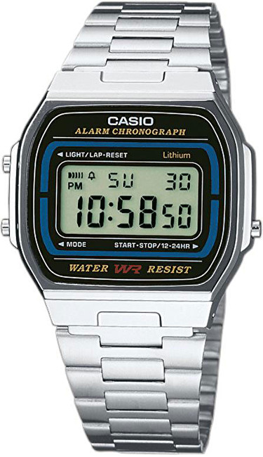 8b861cd2204 Casio Collection A 164A-1