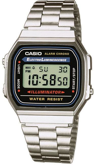 Casio Collection A 168A-1