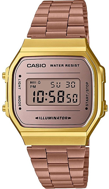 Casio Collection A 168WECM-5
