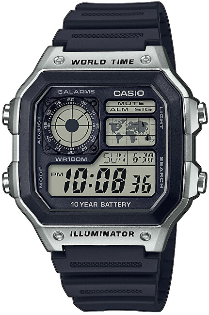 Casio Collection AE1200WH1CVEF 415