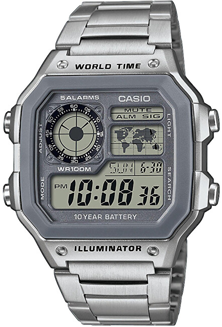 Casio Collection AE-1200WHD-7AVEF (415)