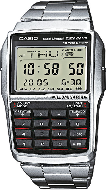 Casio Data Bank DBC-32D-1AEF
