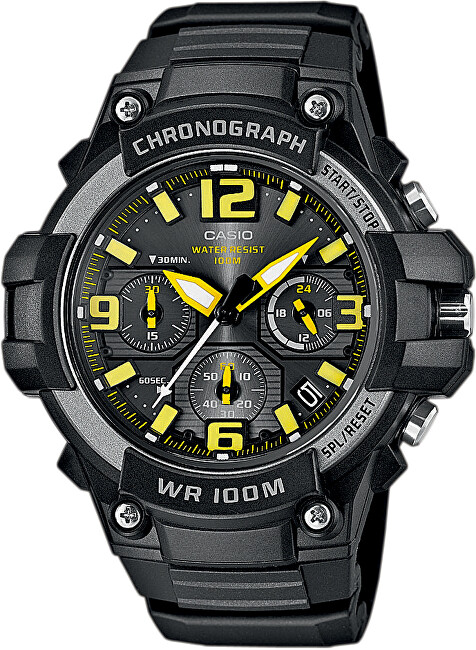 Casio Collection MCW 100H-9A