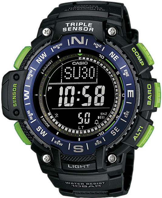 Casio Collection SGW-1000-2BER (492)