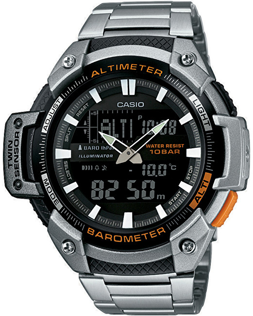 Casio Collection SGW 450HD-1B - SLEVA