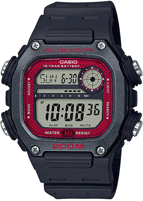 Casio DW-291H-1BVEF