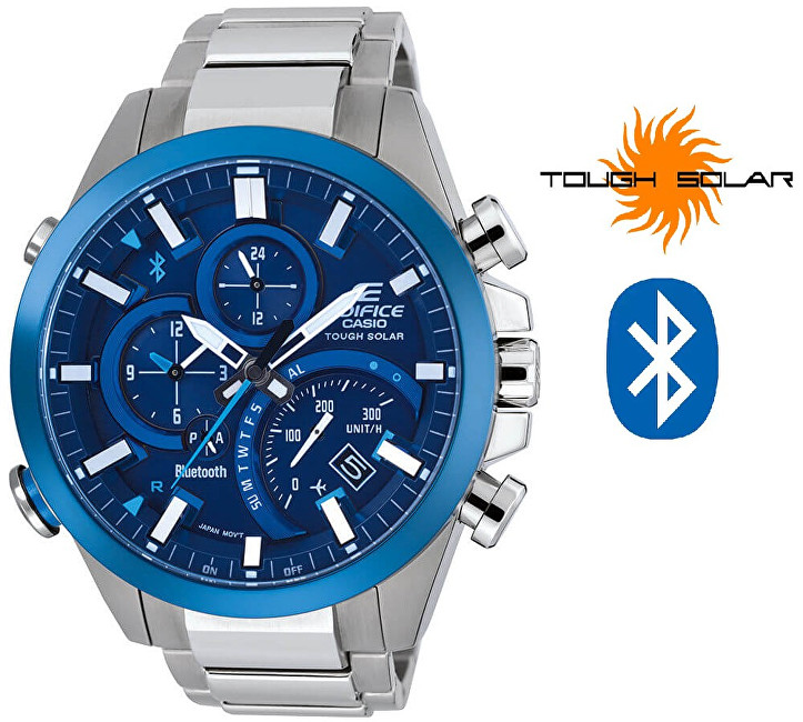 Casio Edifice Bluetooth Connected EQB 500DB-2A
