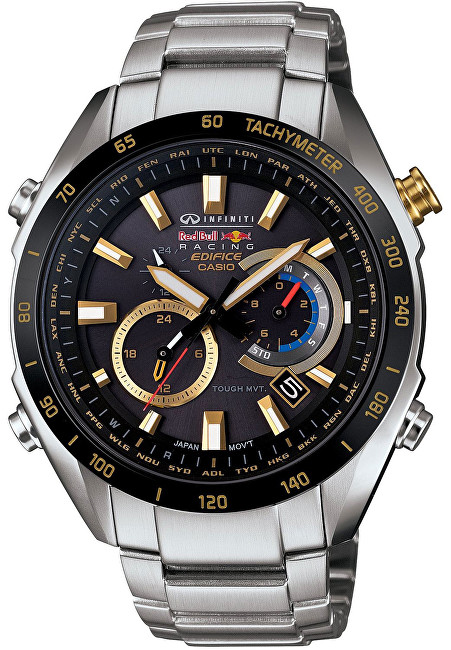 Casio Edifice EQW T620RB-1A LIMITED EDITION RED BULL RACING