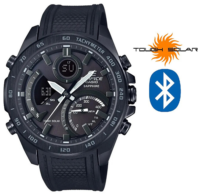 Casio Edifice Solar Bluetooth Connected ECB-900PB-1A (627)