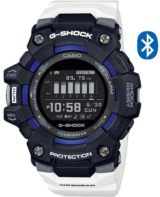 Casio G-Shock Bluetooth GBD-100-1A7ER (644)