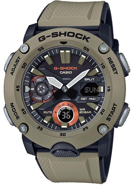 Casio G-Shock Carbon Core Guard GA-2000-5AER (633)