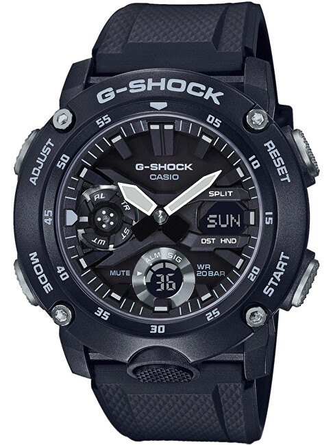 Casio G-Shock Carbon Core Guard GA-2000S-1AER (633)