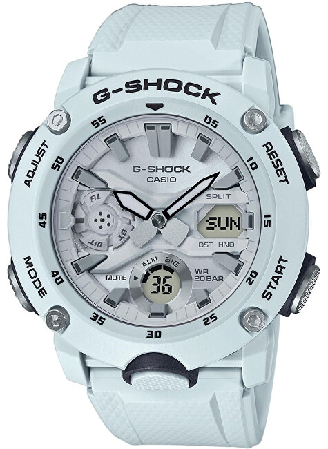 Casio G-Shock Carbon Core Guard GA-2000S-7AER (633)